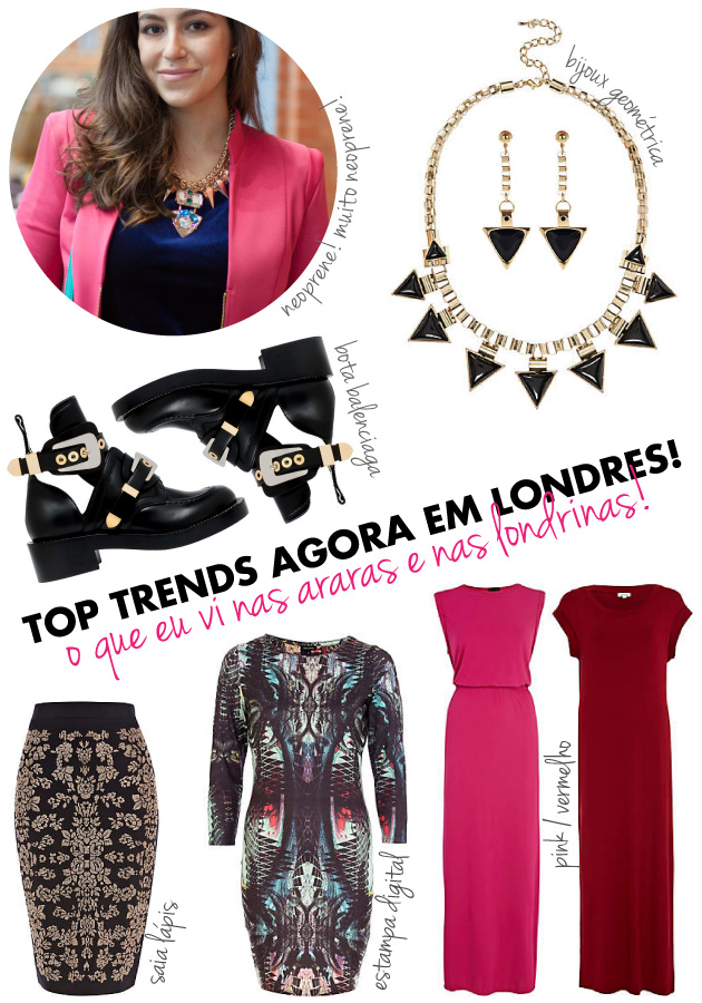 tendencias-verao-2014-inverno-londres-london-fashion-week-trends-neoprene-balenciaga-saia-lapis-river-island-estamparia-difgital-peter-pilotto-rosa-pink-vermelho