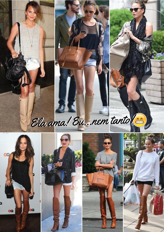 chrissy-teigen-style-fashion-estilo-moda-john-legend-shorts-boots-looks-blog-moda