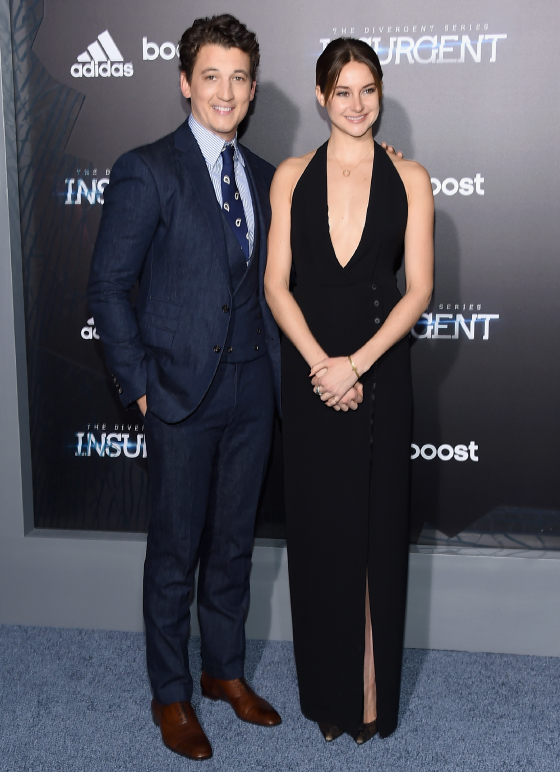 shailene-woodley-insurgente-red-carpet-looks-miles-teller