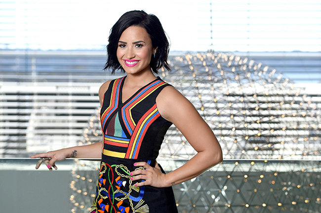 Image #: 38690686 epa04878850 US singer and actress Demi Lovato poses for a photograph in Sydney, Australia, 10 August 2015. Lovato is in Australia promoting her latest single Cool For The Summer, and her yet to be named upcoming album. EPA/DAN HIMBRECHTS /LANDOV