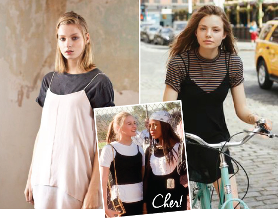 tendencia-moda-fashion-estilo-slip-dress-camisole-camisola-zara-camiseta-t-shirt-trend-90-anos-90s-look-street-style-blog