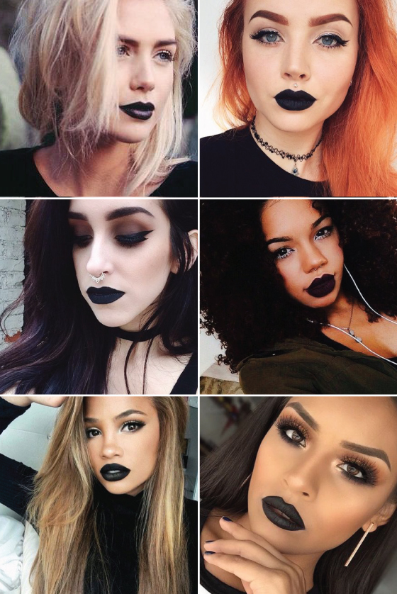 batom-azul-preto-rihanna-lupita-kylie-jenner-make-beleza-maquiagem