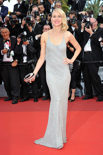 CANNES, FRANCE - MAY 12: Naomi Watts attends 'Money Monster' Red carpet prior to the 69th annual Cannes Film Festival on May 10, 2016 in Cannes, France. (Photo by Camilla Morandi - Corbis)